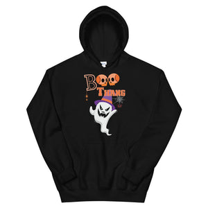 Limited Edition Boo Thang Hoodie - Black Love Boutique