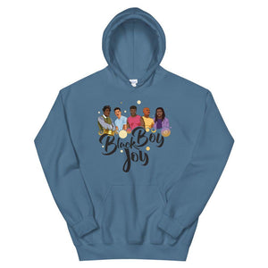 Limited Edition Black Boy Joy Hoodie - Black Love Boutique