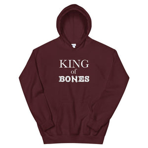 Limited Edition King of Bones Hoodie - Black Love Boutique