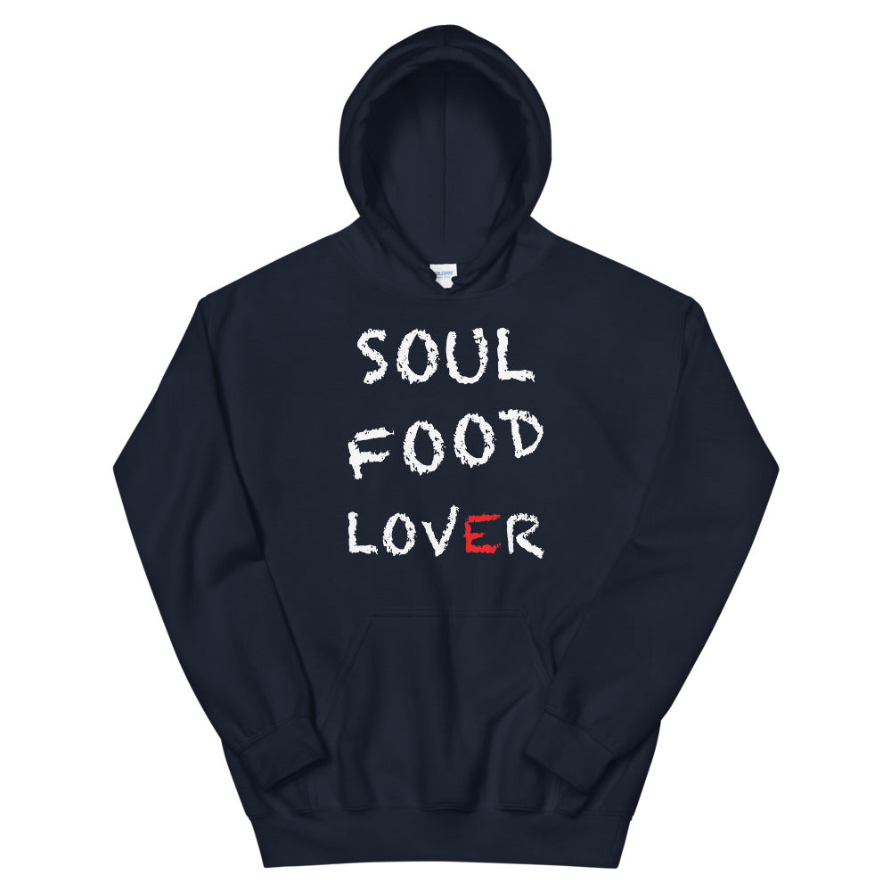 Limited Edition Soul Food Lover Hoodie - Black Love Boutique
