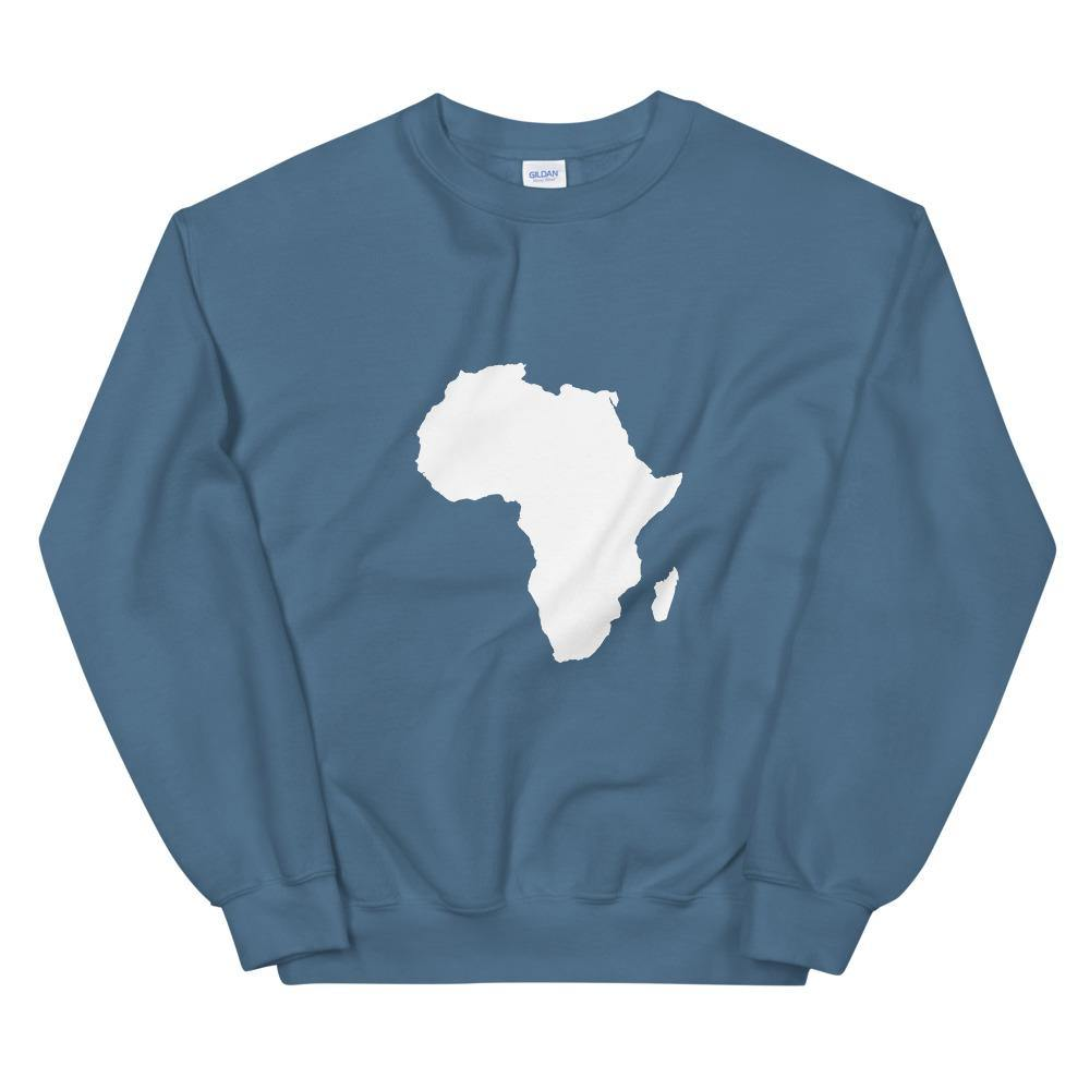 Limited Edition Africa Sweatshirt - Black Love Boutique