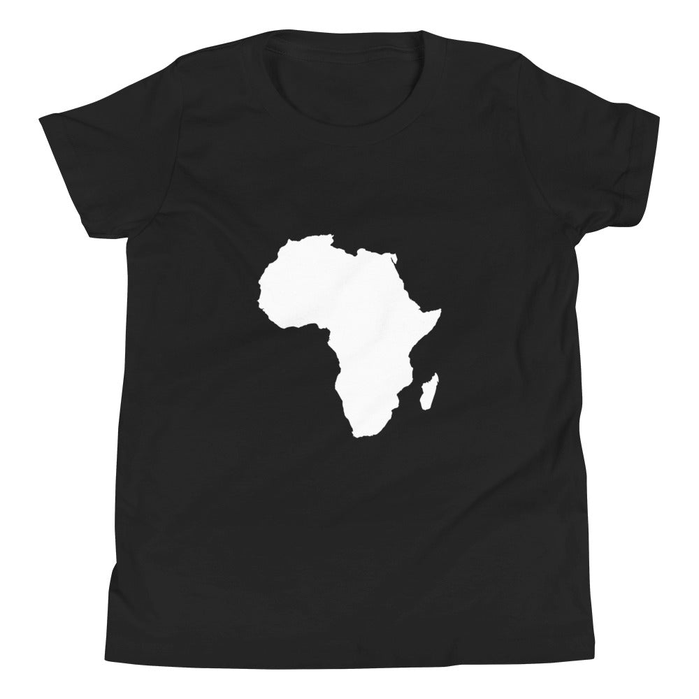 Limited Edition Youth Africa Youth T-Shirt - Black Love Boutique