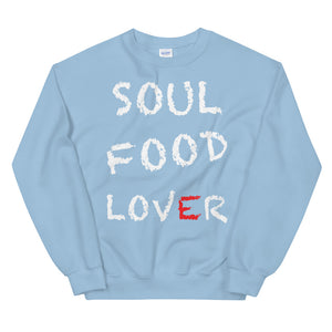 Limited Edition Soul Food Lover Sweatshirt - Black Love Boutique