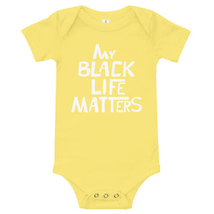 Limited Edition My Black Life Matters Onesie - Black Love Boutique