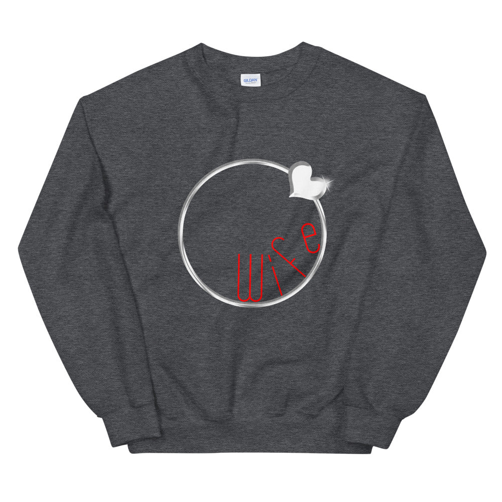 Limited Edition Wife Sweatshirt - Black Love Boutique