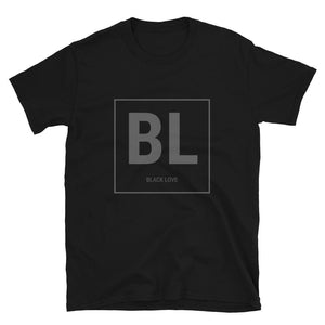Limited Edition Black Love Logo T-Shirt - Black Love Boutique