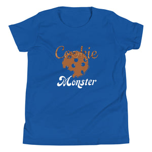 Limited Edition Youth Cookie Monster Youth T-Shirt - Black Love Boutique