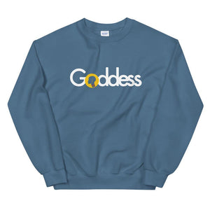 Limited Edition Goddess Sweatshirt - Black Love Boutique