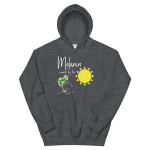 Limited Edition Melanin Powered By the Sun Hoodie - Black Love Boutique