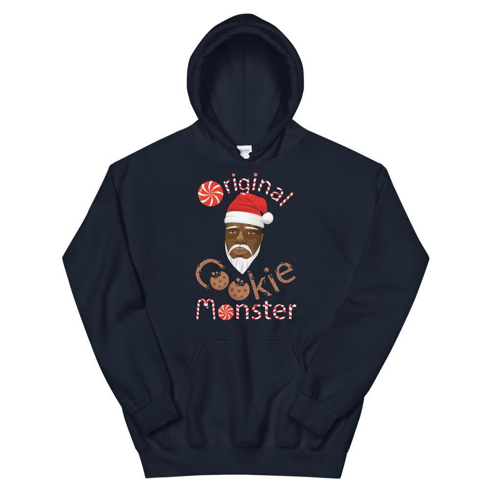 Limited Edition Original Cookie Monster Hoodie - Black Love Boutique