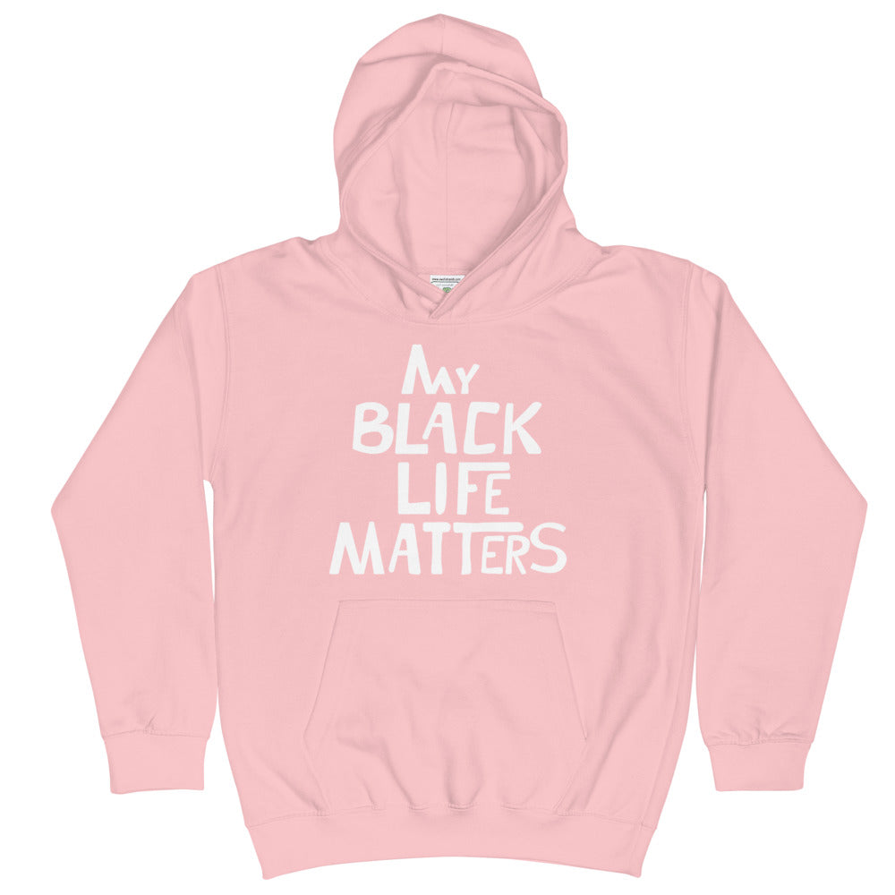 Limited Edition My Black Life Matters Youth Hoodie - Black Love Boutique
