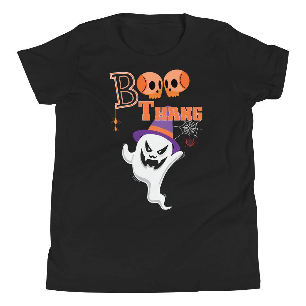 Limited Edition Boo Thang Youth T-Shirt - Black Love Boutique