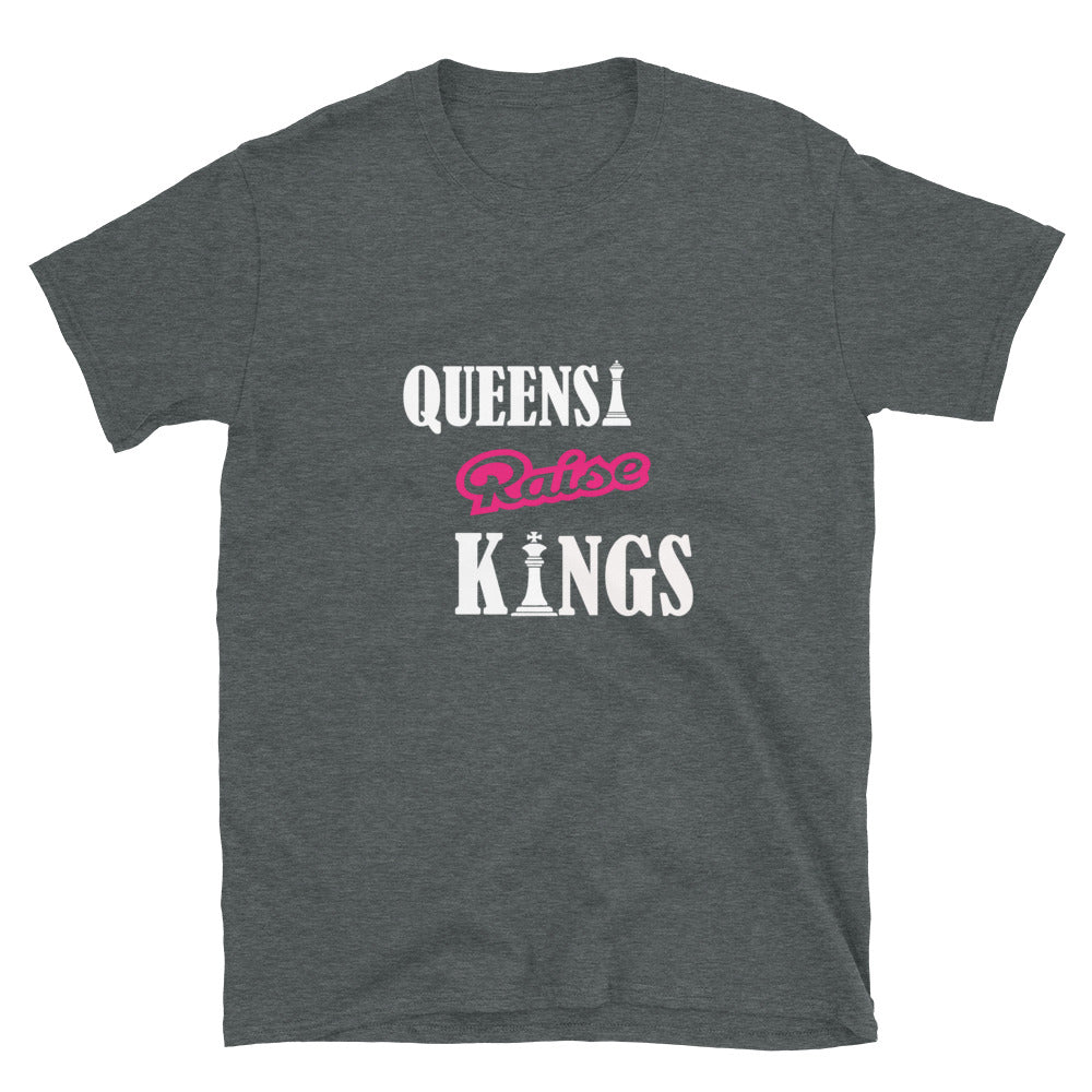 Limited Edition Queens Raise Kings T-Shirt - Black Love Boutique