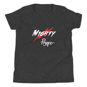 Limited Edition Mighty Prince Youth T-Shirt - Black Love Boutique