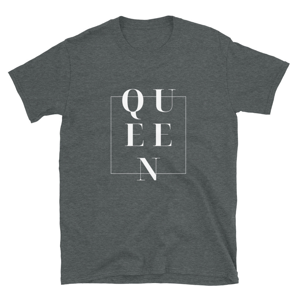 Limited Edition Queen T-Shirt - Black Love Boutique