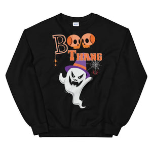 Limited Edition Boo Thang Sweatshirt - Black Love Boutique