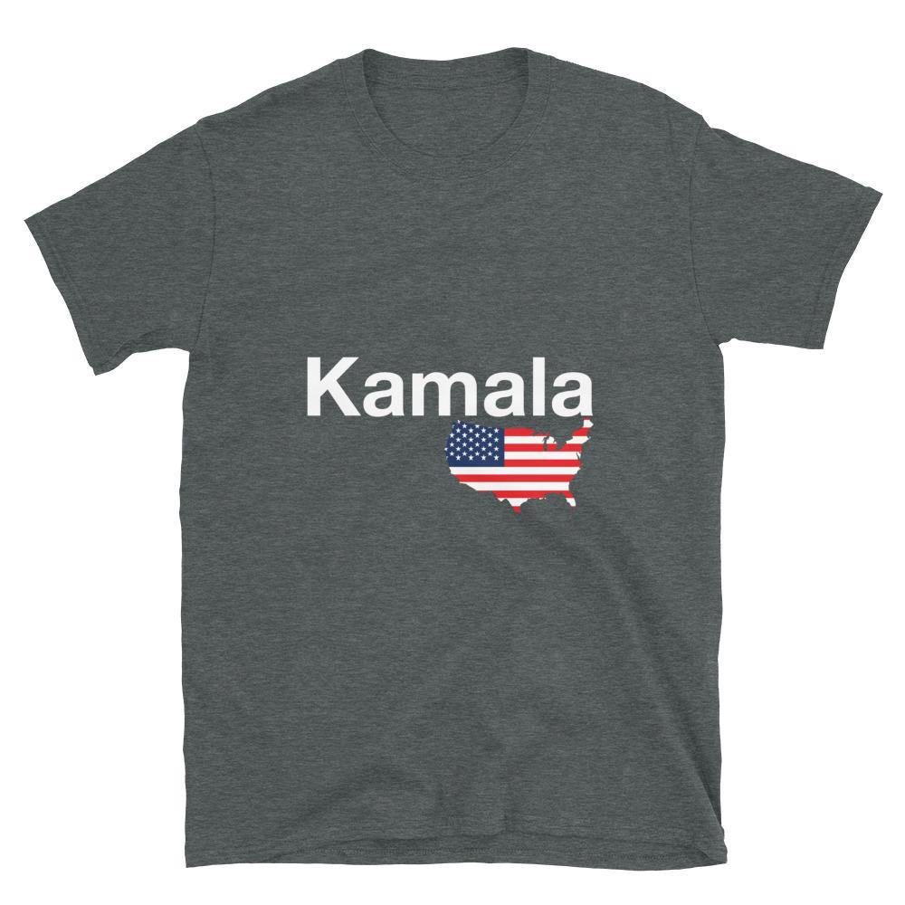 Limited Edition Kamala State T-Shirt - Black Love Boutique