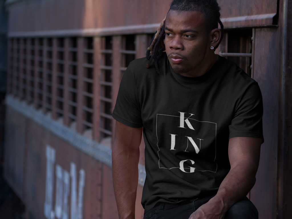 Limited Edition King T-Shirt - Black Love Boutique