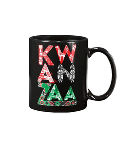Limited Edition Kwanzaa 11oz Mug - Black Love Boutique