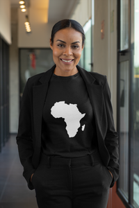 Limited Edition Africa T-Shirt - Black Love Boutique