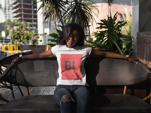 Limited Edition Black Love Solid Red Logo T-Shirt - Black Love Boutique