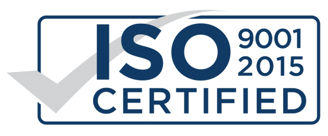 SGS ISO Certification
