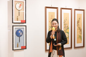 Treasure Memory of Dou, Yiqiong Solo Exhibition: Twilight Brightened by Adjacent Moon, 2020-06-21,22,23