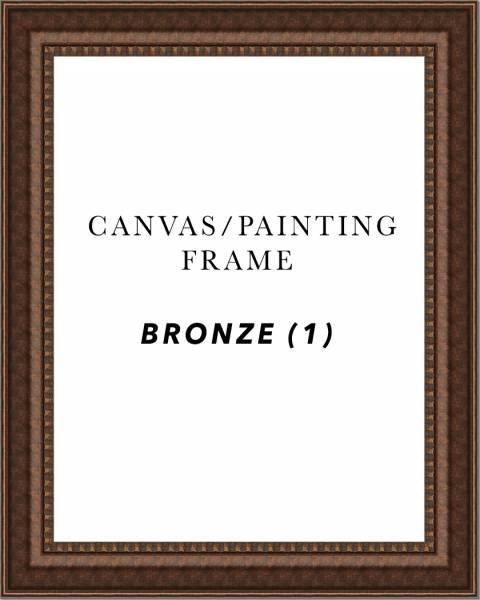 "3.5"" Broze Canvas Art/Painting Frame ( Broze 1)"