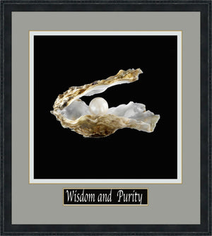 Pearl---Wisdom and Purity