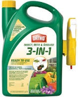 Ortho 3-in-1 Insect, Mite & Disease 1 gal Ready To Use