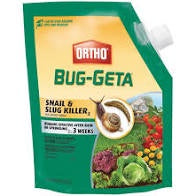 Ortho Bug- Geta Snail & Slug Killer 2lb