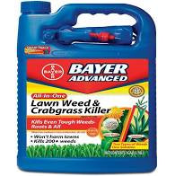 Bayer BioAdvanced All In One Lawn Weed & Crabgrass Killer 1gal Ready To Use