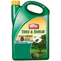 Ortho Tree and Shrub Insect Control 64 oz Concentrate
