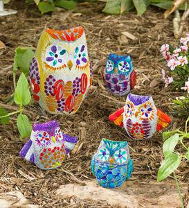 DIY Owl Rock Pets
