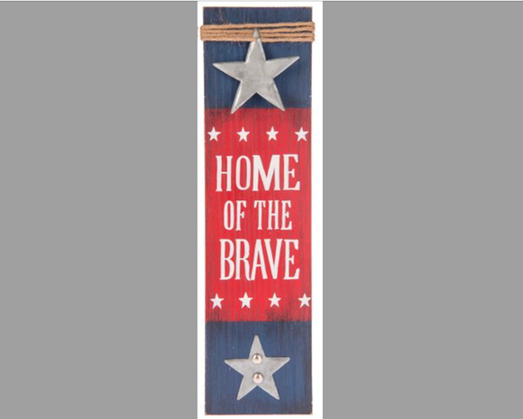 4th of July Plaques -