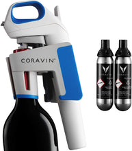 Load image into Gallery viewer, Coravin Model One Advanced - Wine Bottle Opener and Preservation System, Includes 2 Argon Capsules