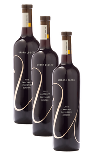 2016 Sonoma Cabernet Sauvignon Specials 3 Pack and 1/2 Case