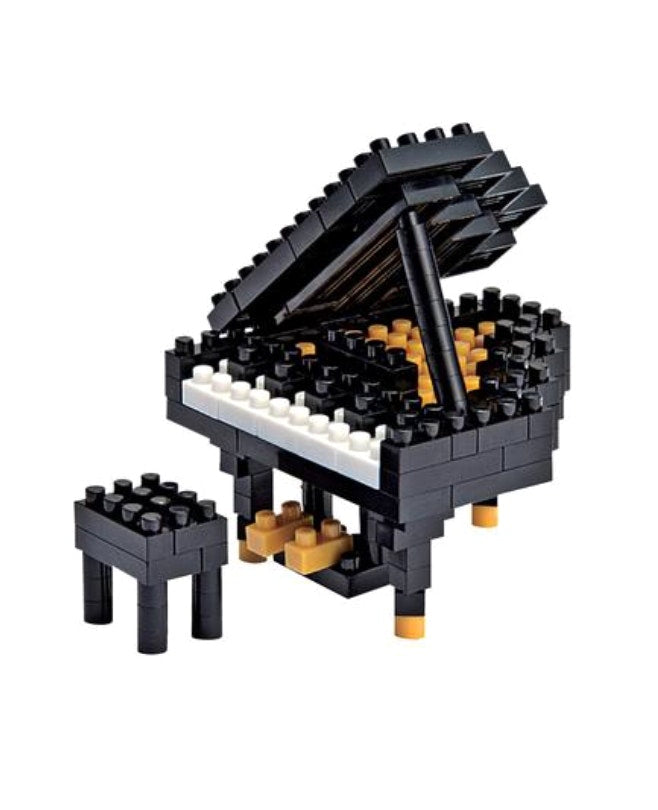 Nanoblocks - Grand Piano in black