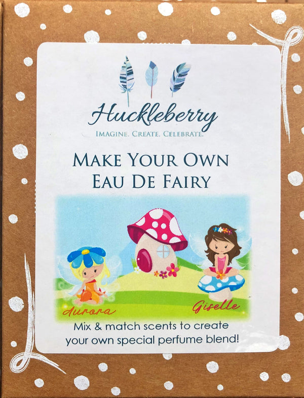 Huckleberry - Make your own Eau De Fairy
