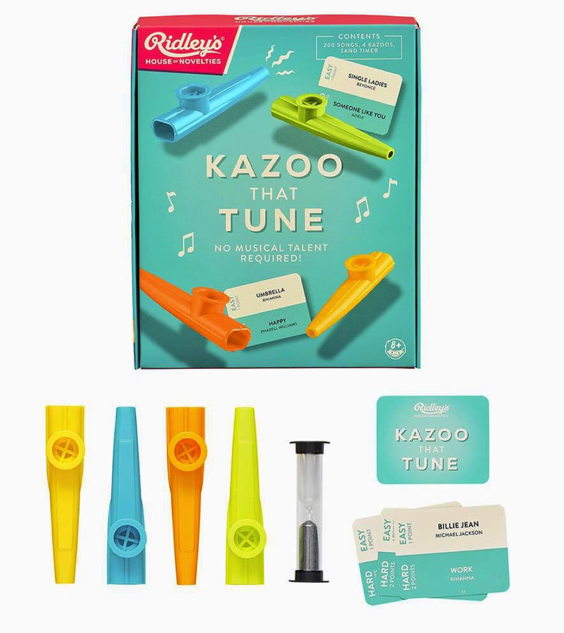 Ridley's - Kazoo that Tune Musical Kit