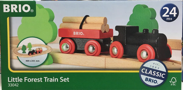 A fabulous 18 piece train set to help take the logs to the destination! Perfect for any 2 year old and up