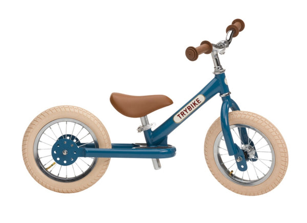 Try Bike  - Vintage Blue in blue