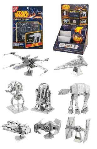 Metal Earth - Star Wars AT-AT -3D Metal Model Kit