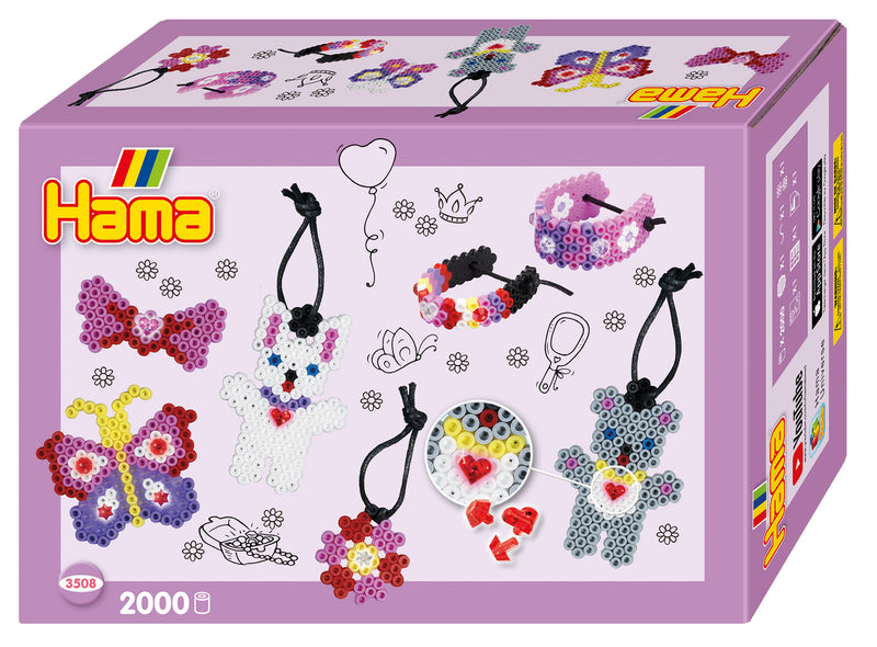 Hama Beads - Small Box 2000 Beads