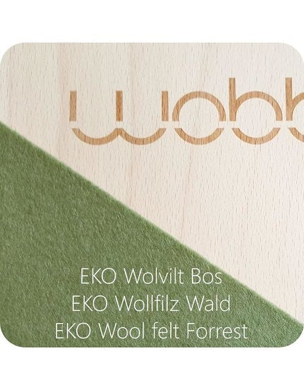 Wobbel - Wobbel Board, Forest Green