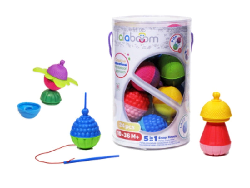 lalaboom-5-in-1-snap-beads-24-pieces