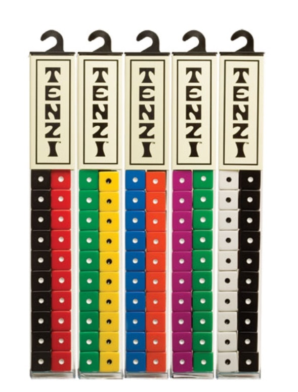 tenzi-in-multi-colour-print
