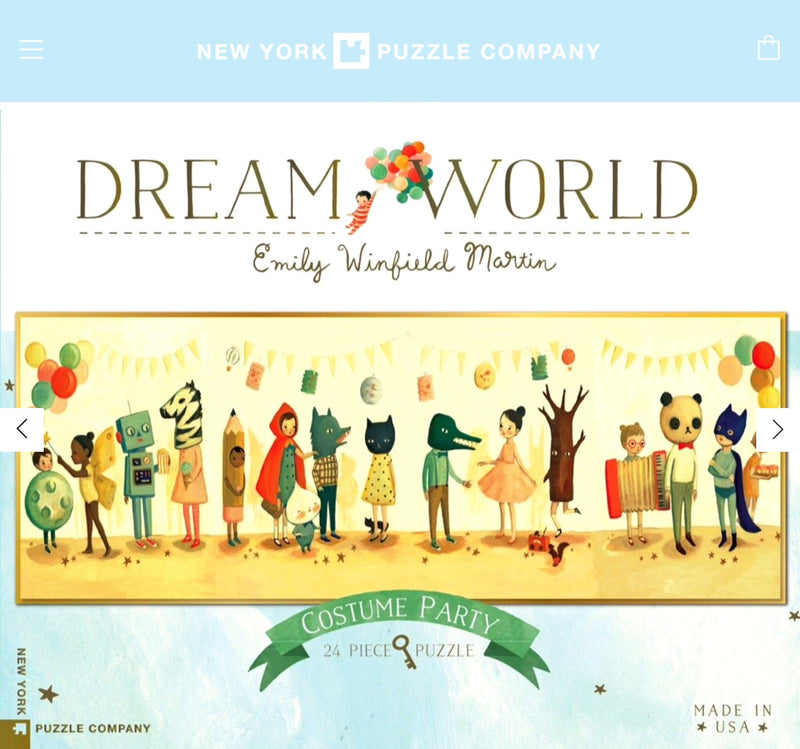 Dream World - Costume Party