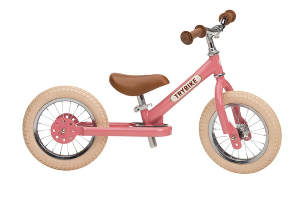 Try Bike -  Vintage Pink in pink
