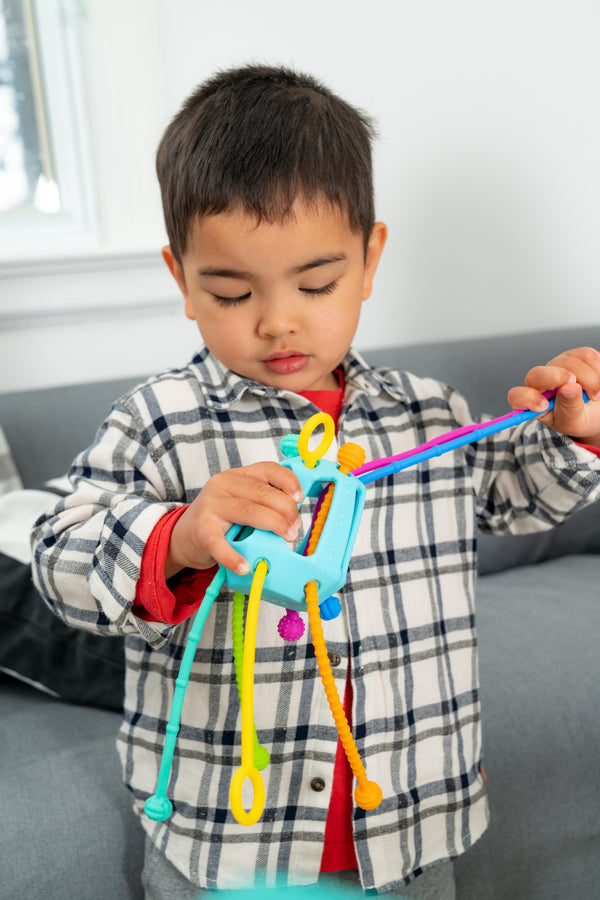 Mobi - Zippee Activity Toy